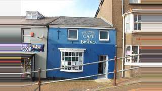 Primary Photo of Windjammer Cafe & Bistro, 11 Priory Street - Milford Haven