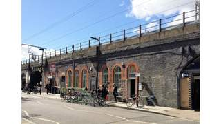 Primary Photo of London Fields Station, 392-393 Mentmore Terrace, London Fields, London, E8 3PH