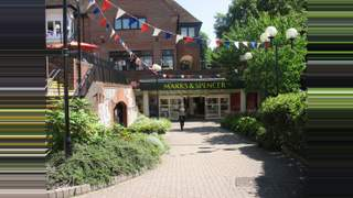 Primary Photo of Units Available, St Martins Walk, High Street, Dorking, Surrey, RH4 1UX