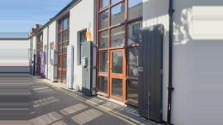 Primary Photo of 12 Orange Row, North Laine district, Brighton, East Sussex, BN1 1UQ