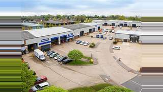 Primary Photo of St. Georges Industrial Estate, Units 3 & 4, White Lion Road, Amersham, HP7 9JQ