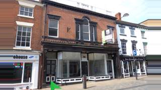 Primary Photo of 1st & 2nd Floors, 9A High Street, Uttoxeter ST14 7HN