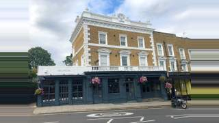 Primary Photo of The Belrose, 94 Haverstock Hill, Belsize Park, London NW3