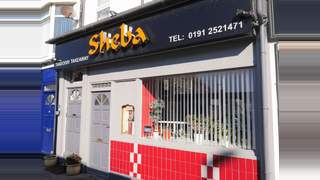 Primary Photo of Sheba Tandoori, 90 Whitley Road, Whitley Bay
