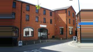 Primary Photo of Unit 2, Church Street, Uttoxeter, Staffordshire - Uttoxeter, St14 8ag