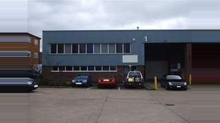 Primary Photo of Unit 16, Britannia Industrial Estate Poyle Road, Colnbrook, Slough, SL3 0BH