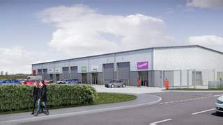 Primary Photo of Trade Park 2 - Unit 2F, Springhill Parkway, Glasgow Business Park, Glasgow, G69 6GA