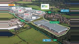 Primary Photo of Prologis Ryton - DC9, Oxford Road, Coventry, West Midlands