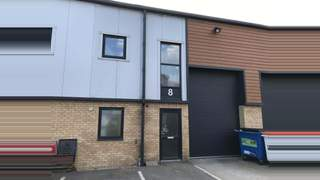 Primary Photo of At Brixey Business Park (unit 8) 748 sq ft, Unit 8 Brixey Business Park, 18-26 Fancy Road, Poole, BH12 4PZ