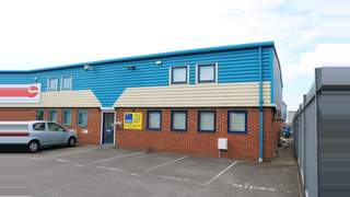 Primary Photo of Unit 4 Slader Business Park, Witney Road, Poole, BH17 0GP