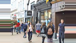 Primary Photo of 13/14 Fore Street (1st Flr) Orchard Shopping Centre, Paul Street, Taunton, TA1 3TP
