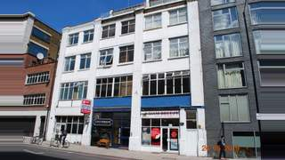 Primary Photo of Camelot Courier Training Ltd G, 332 Goswell Road, The Angel, London EC1V 7LQ