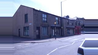 Primary Photo of St. James Square, Bacup, Lancashire, OL13