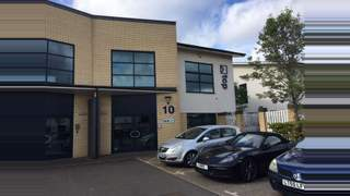 Primary Photo of 10 The Triangle, Nottingham, NG2 Business Park, Enterprise Way