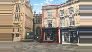 Primary Photo of 5 Market Place Cirencester, Gloucestershire GL7 2NX