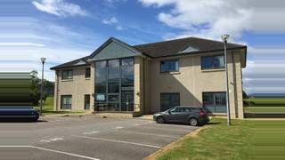 Primary Photo of Elm House, Ground Floor Office Suite Cradlehall Business Park, Inverness - IV2 5GH