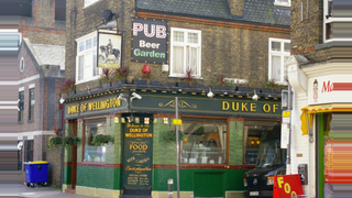 Primary Photo of Duke of Wellington, 12 Toynbee Street, Spitalfields, London, E1 7NE