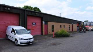 Primary Photo of Block 10 Unit 4, Tweedbank Industrial Estate, Tweedbank, Galashiels TD1 3RS
