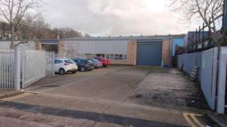 Primary Photo of Unit 6 St Georges Industrial Estate, Goodwood Road, Eastleigh SO50 4NT