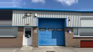 Primary Photo of Unit 5, Travail Business Park, Bodmin, Cornwall
