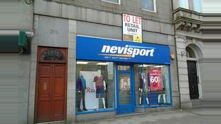 Primary Photo of Prominent Retail Unit, Aberdeen