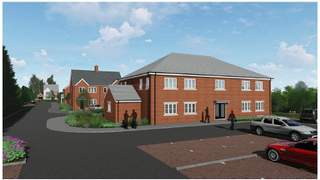 Primary Photo of New Office Building, Rear Of 24 Lovell Road, Oakley, Bedfordshire, MK43 7RZ