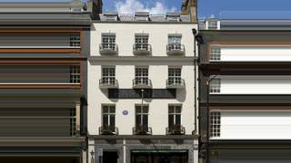 Primary Photo of 26 Bruton Street, Mayfair, London, W1J