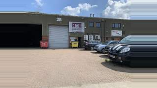 Primary Photo of Unit 31-35, Purfleet Industrial Centre, Thurrock Commercial Centre, Purfleet, Aveley RM15 4YD