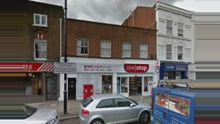 Primary Photo of One Stop (Tesco), Chertsey, Greater London Tenancy & Accommodation Schedule View on map / Neighbourhood