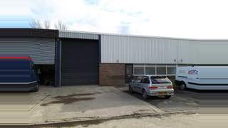 Primary Photo of Unit 8, River Ray Industrial Estate, SWINDON SN2 2DT