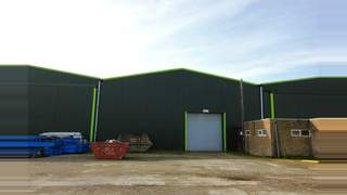 Primary Photo of Unit 2B Lancaster Business Park, East Kirkby, Spilsby, Lincolnshire