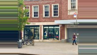 Primary Photo of 2A The Crescent, Exeter Central Station, EX4 3SB