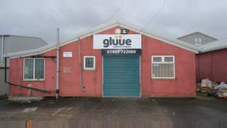 Primary Photo of Unit 31 Crags Industrial Estate, Morven Street, Creswell, Worksop, Nottinghamshire S80 4AJ