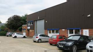Primary Photo of Unit 1, Barratt Way, Barratt Way Industrial Estate, Harrow, HA3 5TJ