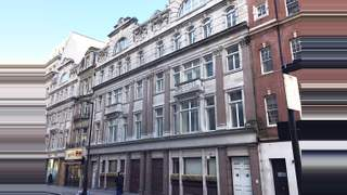 Primary Photo of Building 8, 11 Great Castle St, Marylebone, London