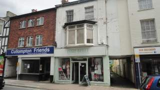 Primary Photo of 29 Fore Street, Cullompton, EX15 1JS