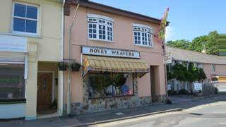 Primary Photo of No 1 and No 1a Station Road, Bovey Tracey, Devon, TQ13 9AL