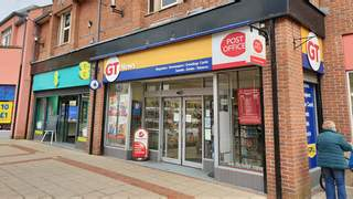 Primary Photo of Unit 12 st mary's place shopping centre, market harborough