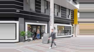 Primary Photo of Rare long leasehold in the Northern Quarter, 124 High St, Manchester M4 1HQ