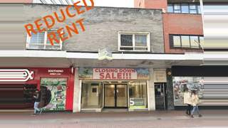 Primary Photo of 155 High Street Southend On Sea Essex SS1 1LL