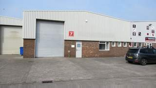 Primary Photo of Unit 12, Portishead Business Park, Old Mill Road, Bristol, Portishead, Bristol BS20 7BX