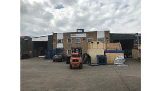 Primary Photo of Unit 1, Saint Marks Industrial Estate, 439 N Woolwich Road, Silvertown, London E16 2BS