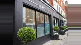 Primary Photo of 83-87 Crawford Street, W1H 2HB
