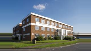Primary Photo of Crawley Business Centre, Stephenson Way, Crawley, West Sussex, RH10 1TN