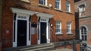 Primary Photo of Merchants House, 25 Market Place, Stockport