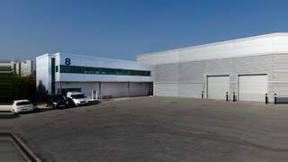Primary Photo of Unit 8 Electra Business Park, Bidder Street, Canning Town, London, E16 4ES