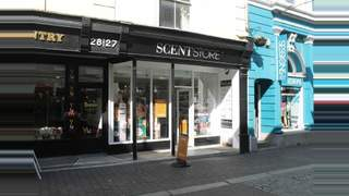 Primary Photo of Retail Premises, 27, Church Street, Falmouth