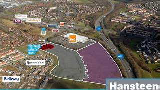 Primary Photo of Darnley Mains, Glasgow, M77 Junction 3