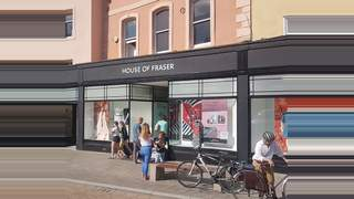 Primary Photo of 29/35 Market Place, Cirencester, GL7 2NX