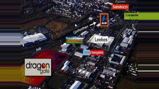 Primary Photo of Dragon Gate Retail & Trade Park, Crosshands South Wales SA14 6RB